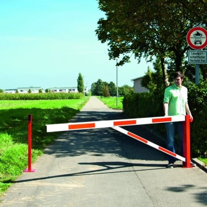 Compact Swing Barrier
