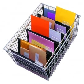 Concertina File Pack for GT3 Mailroom Trolleys