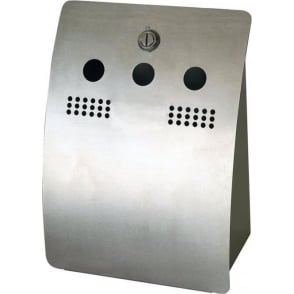 Contemporary Cigarette Bin