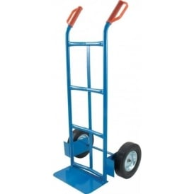 Curved Back Steel Sack Truck Cap: 150kg