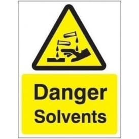 Dager solvents sign