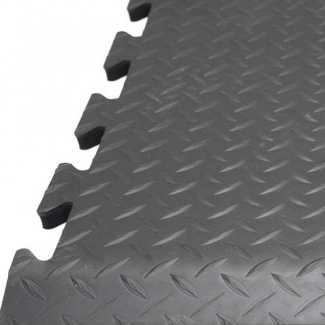 Deckplate Connect Interlocking Anti-Fatigue Mats