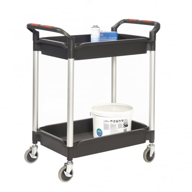 Deep Plastic Tray Trolleys Cap: 150kg