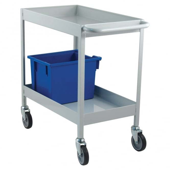 Deep Tray Trolley Cap: 150kg
