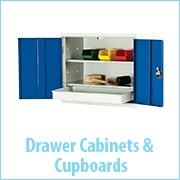 Drawer Cabinets & Cupboards