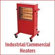 Industrial/Commercial Heaters