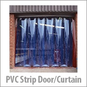 PVC Strip Door/Curtain