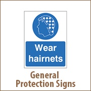 General Protection Signs