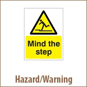 Hazard/Warning