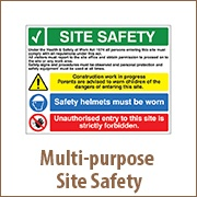 Multi-purpose Site Safety