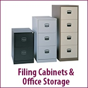 Filing Cabinets & Office Storage