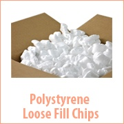 Polystyrene Loose Fill Chips