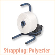 Strapping: Polyester