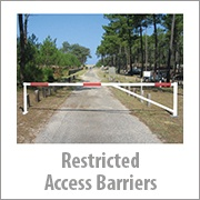 Restricted Access Barriers