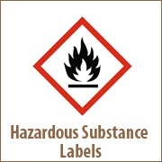 Hazardous Substance Labels