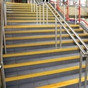 Anti-slip Stair Treads, Nosing & Covers
