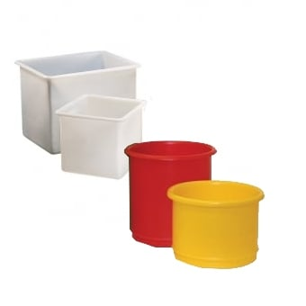Food Grade Containers, Tanks & Tubs