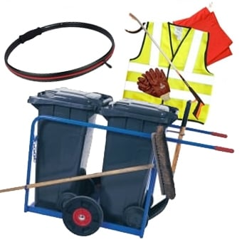 Litter Pickers & Street Cleaning