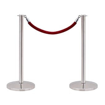 Rope & Post Barriers