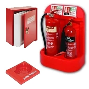 Storage & Protection for Fire Fighting Equipment