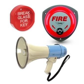 Site Alarms & Fire Detection