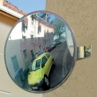 Surveillance, Safety & Security Mirrors