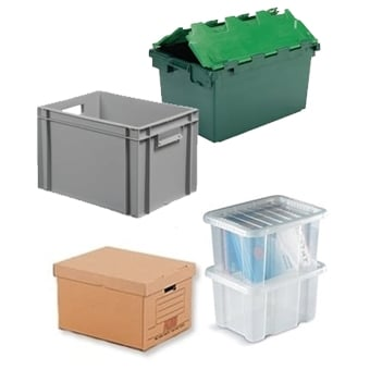 Storage Containers & Boxes