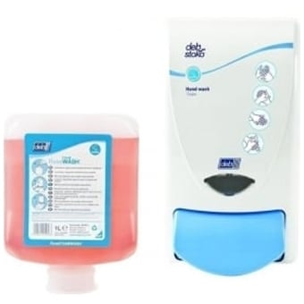 Hand Washes & Dispensers