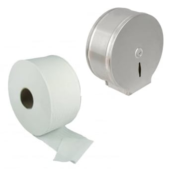 Toilet Paper & Dispensers
