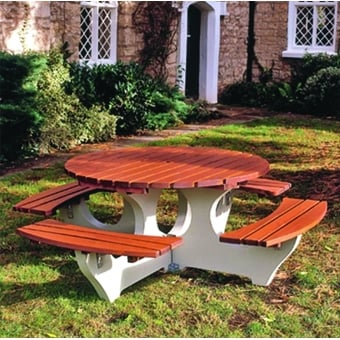 Picnic Tables & Park Benches