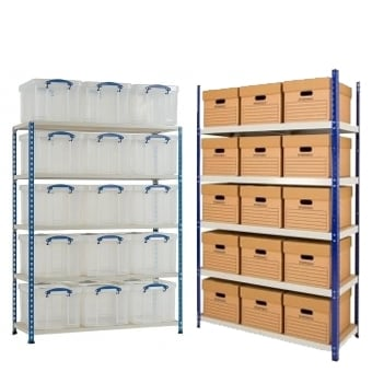 Archive/Document Storage Shelving