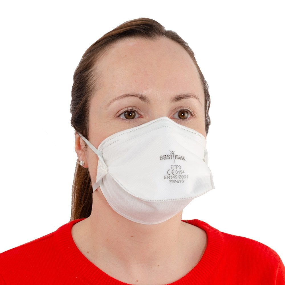 Disposable Face Masks FFP3 FSM16 | Free Next Day Delivery ...