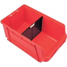 Dividers for Plastic Small Parts Storage Containers