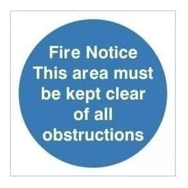 Door Signs Mandatory: Fire Prevention