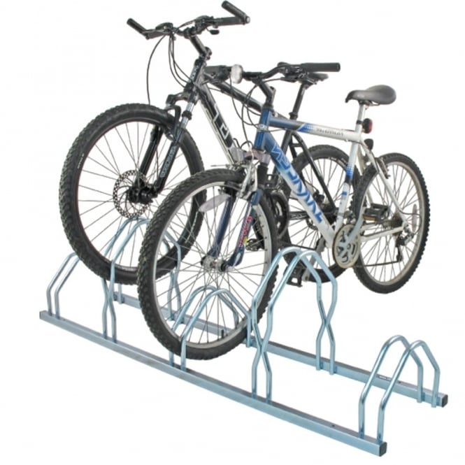 Double Level Bike Racks