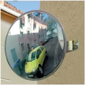 Driveway Exit/Parking Assistance Mirror - 2 Directions