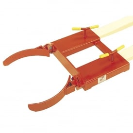 Drum Clamps for Forklift Trucks
