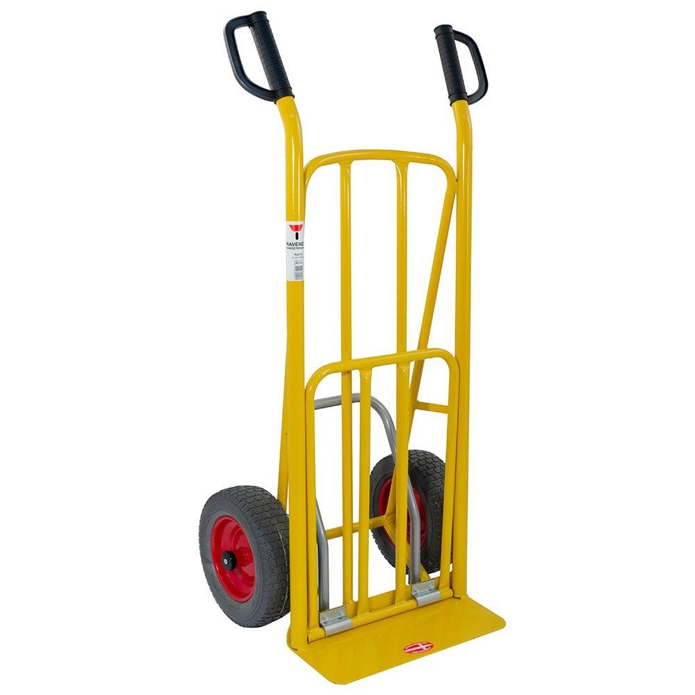 rubber hand grip tool wheelbarrow sack truck shears cart handle