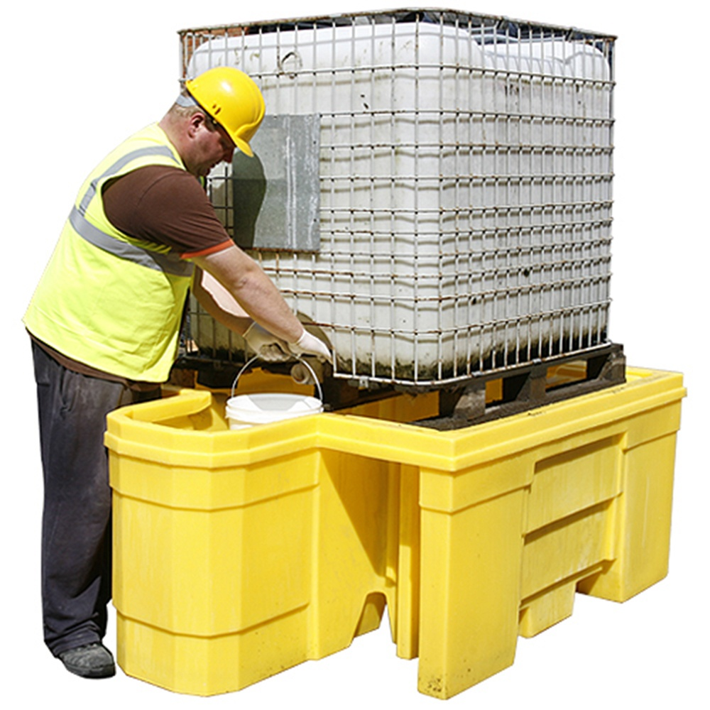 Econobund Ibc Spill Pallet From Parrs Workplace