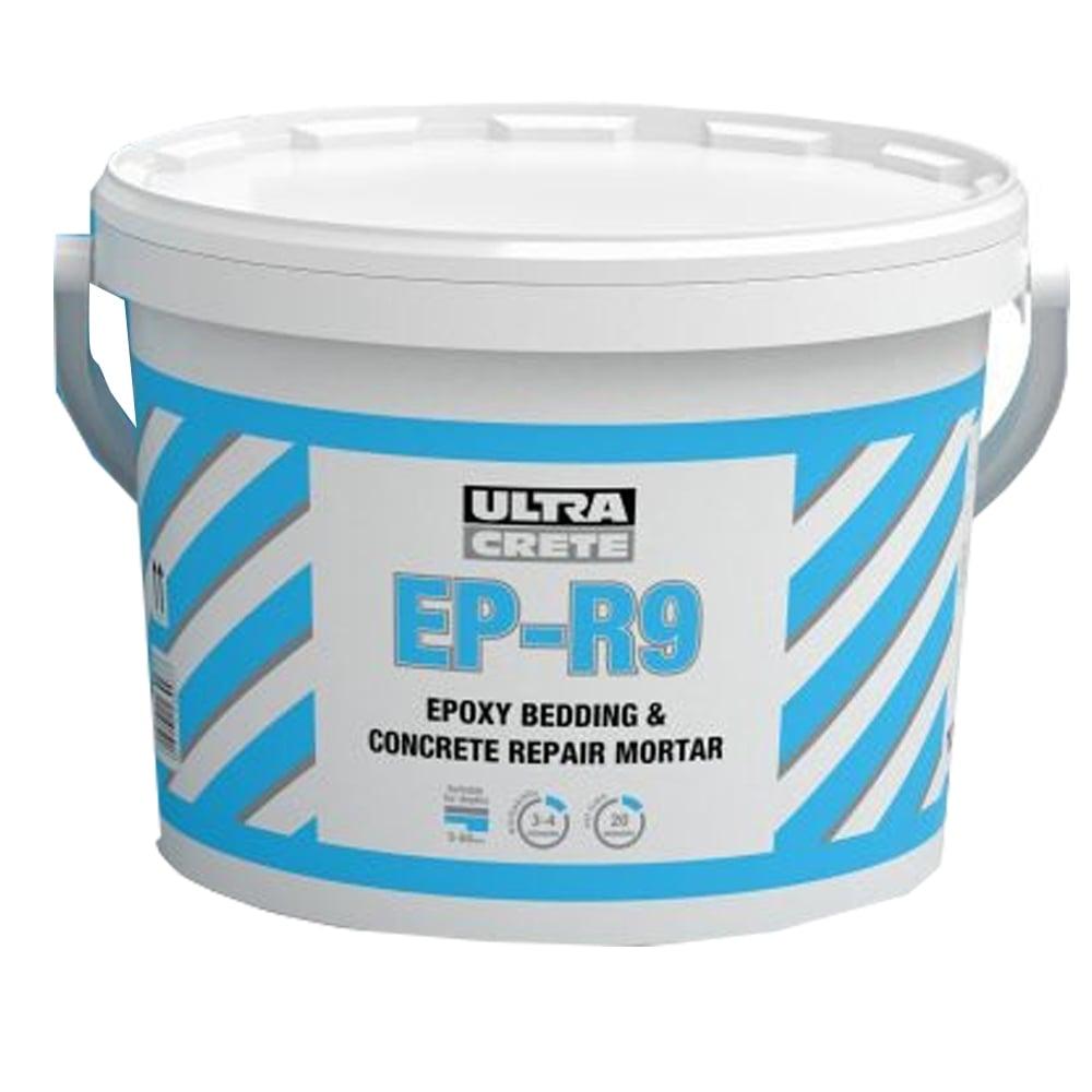 Epoxy Cement Repair : Epoxy bedding concrete repair mortar from parrs