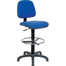 Ergoblaster Medium Back Draughter Chair with or without arms