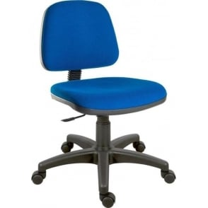 Ergoblaster Medium Back Operator Office Chair