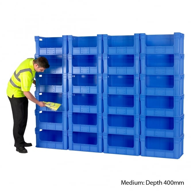 Euro Container Order Picking Walls