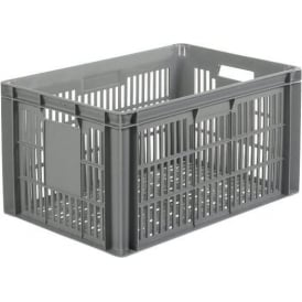 Euro Container with perforated sides and base