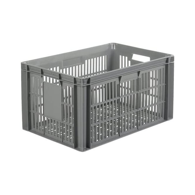 Euro Container with perforated sides & base