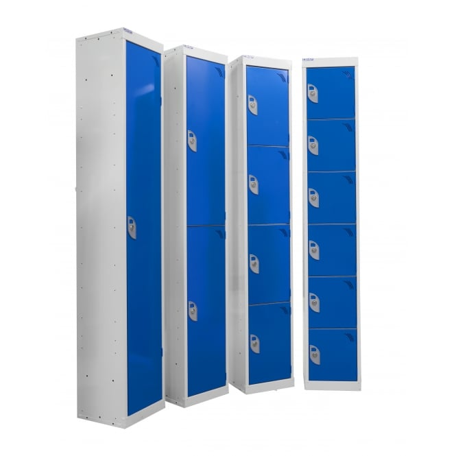Express Steel Lockers 300mm Wide