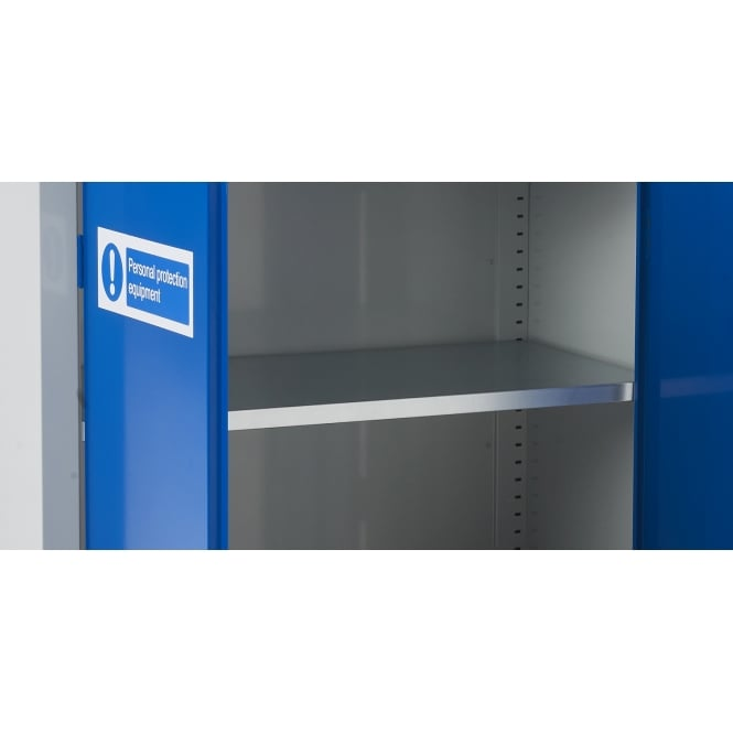 Extra Shelves for PPE Cupboards