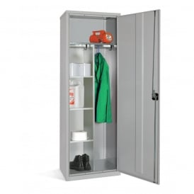 Extra Space Clothing & Equipment Locker