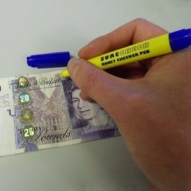 Fake Bank Note Detector Pens