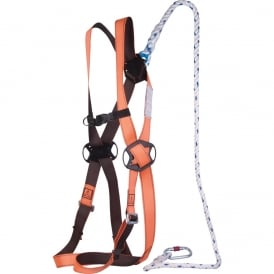 Fall Arrest Restraint Work Kit